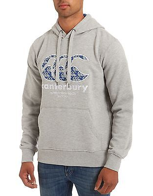 Canterbury Mens Filled Ccc  Hoody Hoodie Sweat Shirt Rrp £45 Sizes S M L Xl Xxl