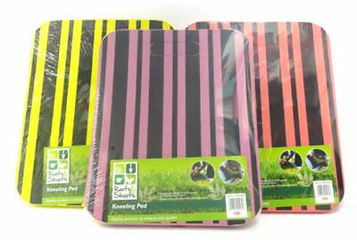 Pms Roots & Shoots Kneeling Pad In Yellow, Purple & Pink 095/565