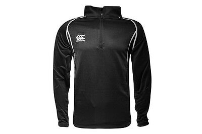 Canterbury Mens 1/4 Zip Rugby Training Top / Tracksuit Top  M L Xl 2Xl 3Xl 4Xl