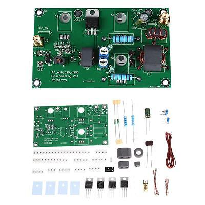 DIY KIT 3M-30MHz 45W SSB Linear Power Amplifier Radio Transceiver Shortwave I3Y6