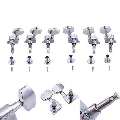 Electric Guitar Tuning Pegs Tuners Keys Machine Heads for Acoustic Parts 3R3L