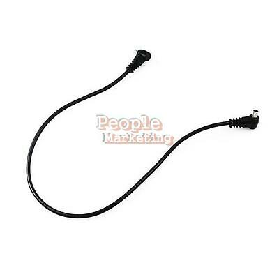 """30cm/12"""" Male to Male M-M FLASH PC Sync Cord Cable Usuful"""