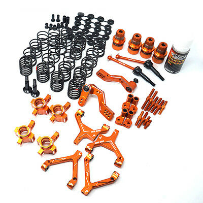 Yeah Orange Alloy RWD Drift Conversion Kit for HPI Sprint 2 1:10 RC car