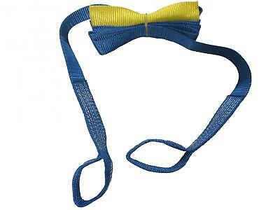 50MM x 4.5 Metre 5 Ton Tow Strap - Strop Band Rope Towing Recovery