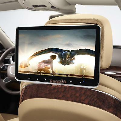 "10.1""Digital HD LCD Screen Car Headrest Monitor DVD/USB/SD TV MP5 Game Player"