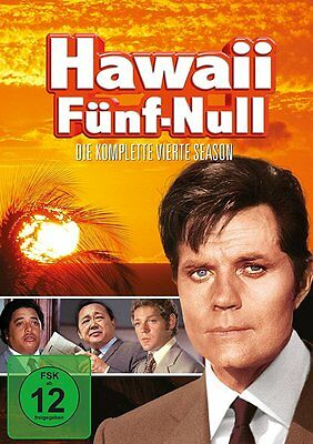 6 DVDs * HAWAII FÜNF-NULL (5-0) DAS ORIGINAL - SEASON / STAFFEL 4 - MB # NEU OVP