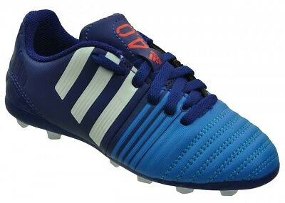 Adidas Nitro Charge 4.0 FxG children cams football shoes Purple