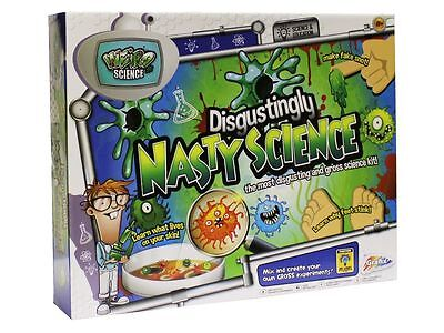 Disgustingly Nasty Weird Science Experiment Educational Set Toy - R09-0016