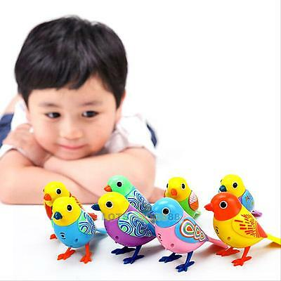 Songs Sound Voice Control Singing Bird Toy Gifts for Baby Kids Funny Education