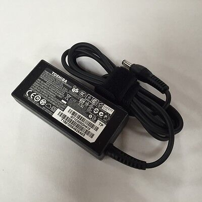 Genuine Original Toshiba 19V 2.37A 45W 5.5*2.5mm Laptop Charger AC Adapter