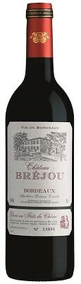 Chateau Brejou 2014 (6 x 750mL), Bordeaux, France.