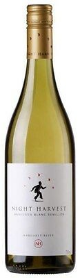 Night Harvest Sauvignon Blanc Semillon 2011 (12 x 750mL), WA.