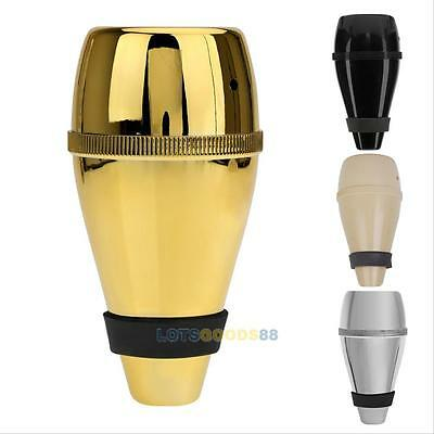 High Quanlity Trumpet Mute Silencer Plastic Light-weight Straight Practice Cup