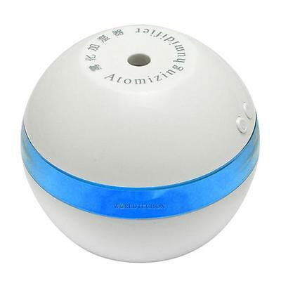 Ultrasonic Aroma Home Air Mist LED Diffuser Humidifier Purifier Lonizer At WT7n