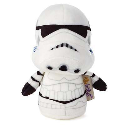 Hallmark Itty Bittys Star Wars Force Awakens Stormtrooper New With Tags 25450025