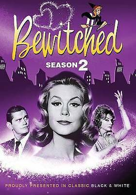 Bewitched: Season 2 - 3 DISC SET (2014, DVD New)