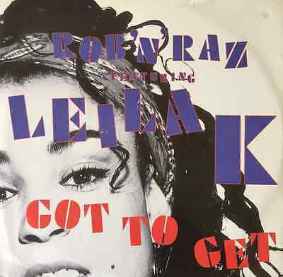 "ROB 'N' RAZ FT LEILA K - Got To Get (12"") (G-VG/G)"