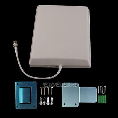 GSM CDMA Antenna Panel Mobile Cell Phone Signal Repeater Booster Indoor Ou E0Xc