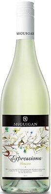 McGuigan `Expressions` Moscato 2014 (6 x 750mL), SE AUS.