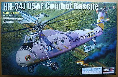 MRC™ 64104 US Air Force HH-34J Combat Rescue (USAF & SAR) in 1:48