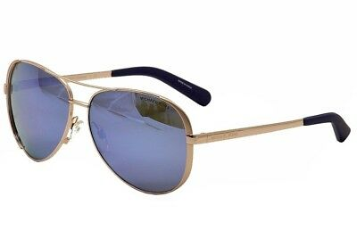 Michael Kors Chelsea MK5004 MK/5004 100322 Gold/Purple Polarized Sunglasses 59mm