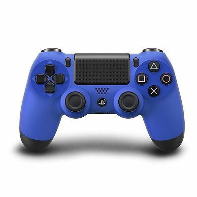 Sony Dualshock 4 Wireless Controller blau für PS4