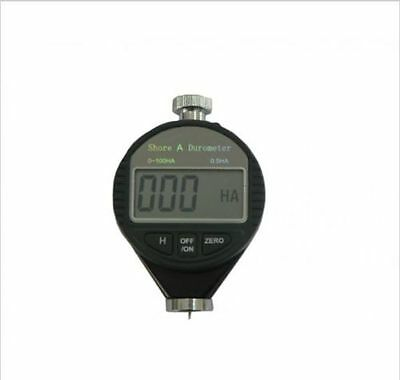 Digital Shore Type A Rubber Tire Tyre Meter Durometer Hardness Tester