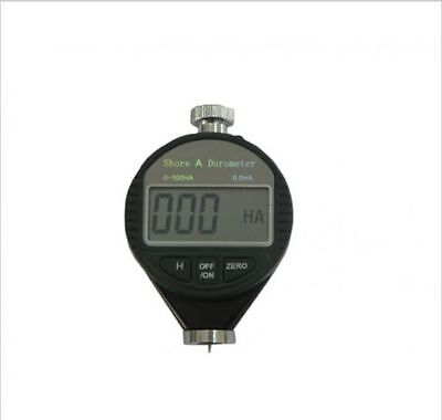 For Digital Shore Type A Rubber Tire Tyre Meter Durometer Hardness Tester