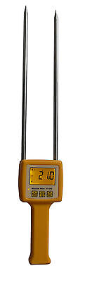 LCD Digital Grain Moisture Meter Tester for Flour of Wheat/Rye/Corn