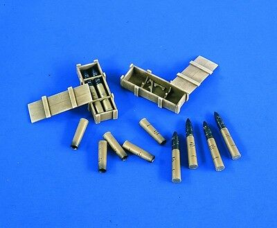 VERLINDEN PRODUCTIONS #2136 Ammo for Trumpeter® Kit T-34/76 in 1:16