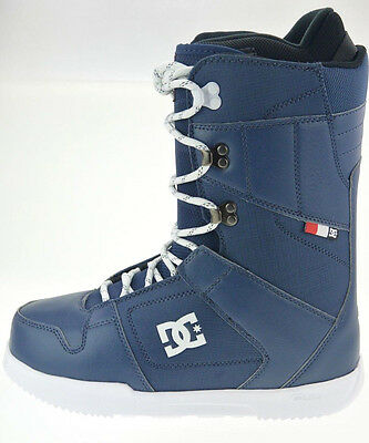 DC Shoes Phase 17 Snowboard Soft Boots US 9 EU 42 Insignia Blue