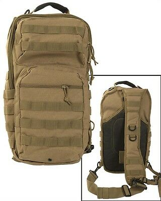 US Assault Pack One Strap large, Rucksack,Wandern,Outdoor,Military,Camping -NEU-