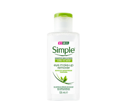 Simple Conditioning Eye Make-Up Remover (125ml)