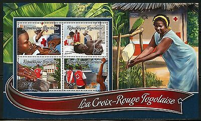 Togo 2016 Red Cross Of Togo  Sheet Mint Nh