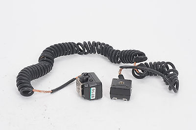Nikon SC-28 TTL Coiled Flash Remote Cord SC28                               #848