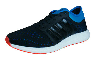 adidas CC ClimaChill Rocket Boost Mens Running Trainers / Shoes - Black