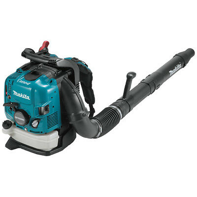 Makita EB7650WH 75.6-cc 3.8-HP 76-dBA MM4 Powerful Hip Throttle Backpack Blower