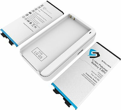 Stalion® Strength 2700mAh 2X Internal Replacement Battery & Charger for LG G5