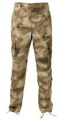 PROPPER US A-TACS AU Camouflage pants MILITARY Army ACU ATACS Combat Trousers LR