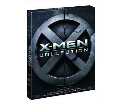 Film Blu-Ray WARNER HOME VIDEO - X-Men Complete Collection (6 Blu-Ray)