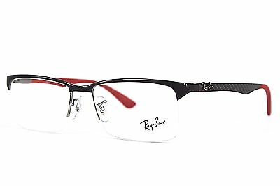 Ray-Ban Fassung / Glasses  RB8411 2509 56[]17 140 + Etui   # 70 (75)