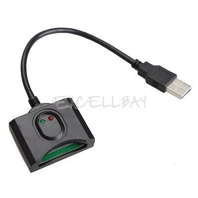 New USB 2.0 to Express Card 34 54 Converter Adapter Cable for Laptop E0Xc