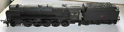 Hornby R2200 Br Class 9F 2-10-0  Dcc Fitted Weathered. Vgbc Oo