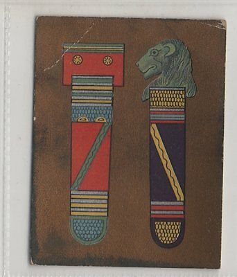#2 Egyptian Quivers - Ancient Egypt Card