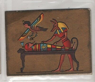 #25 Soul Returning To Body - Ancient Egypt Card