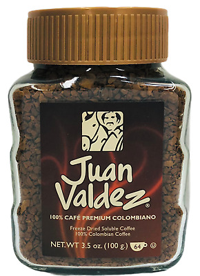 Cafe Buen Dai by Juan Valdez Classic Freeze Dried Coffee 3.52 oz