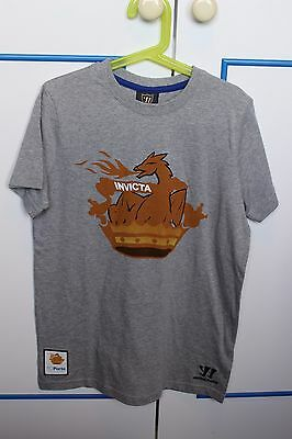 Warrior Official FC Porto Casual Leisure T Shirt Top New Large Boys Memorabilia