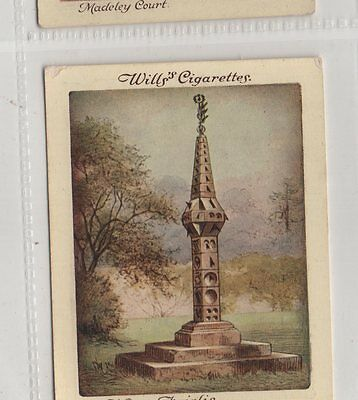 #16 Sundial At Kelburn Castle, Near Fairlie - Old Sundials Card