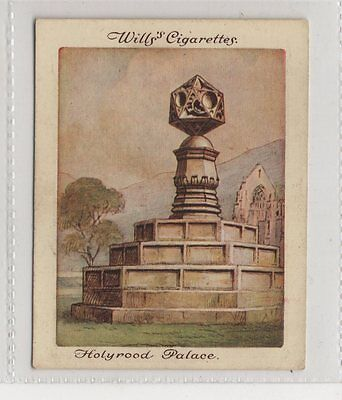 #6 Queen Marys Sundial, Holyrood Palace - Old Sundials Card
