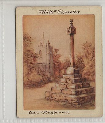 #8 Sundial At East Hagbourne, Berkshire - Old Sundials Card